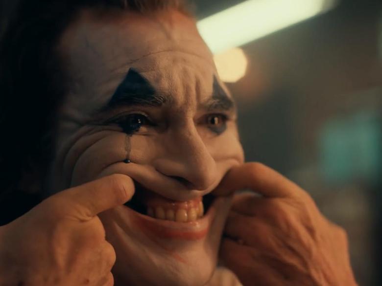 Joker trailer Joaquin Phoenix s DC movie is all smiles and