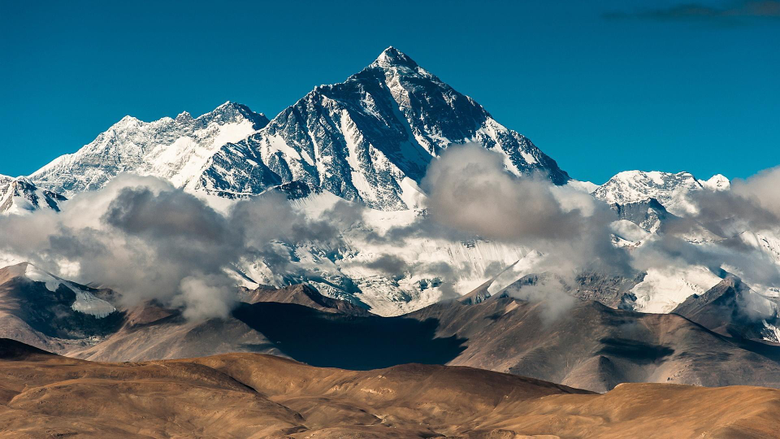HD The mighty mount everest Wallpapers