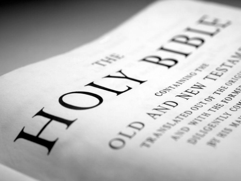 Holy Bible Wallpapers