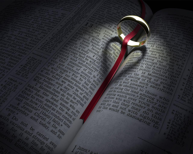 Bible aliance and heart Wallpapers