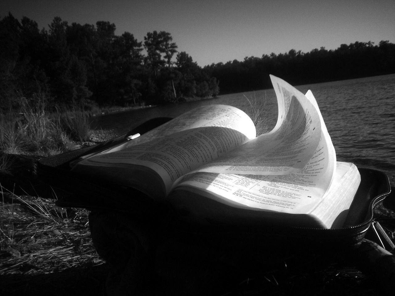 Bible and Wind Wallpapers