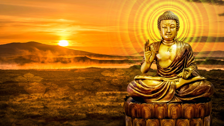 Buddha Statue UHD 8K Wallpapers