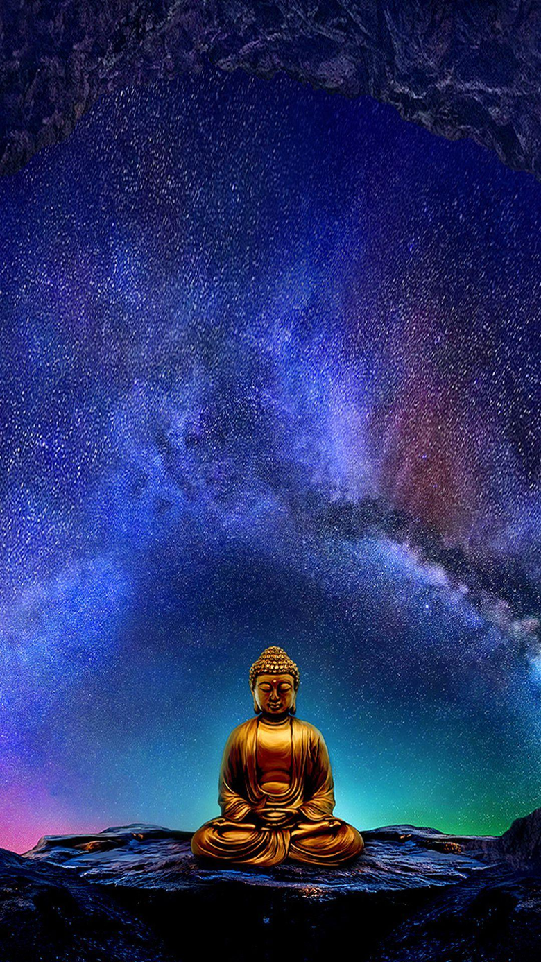 Buddha Wallpapers for Mobile Devices Artwork by GoodVibesGallery