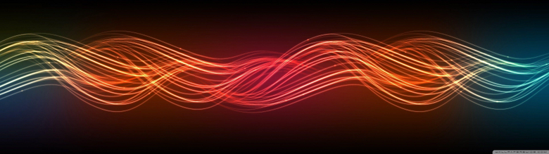 Dual monitor screen abstract wallpapers