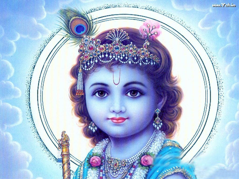 Wallpapers For Animated Lord Krishna Wallpapers