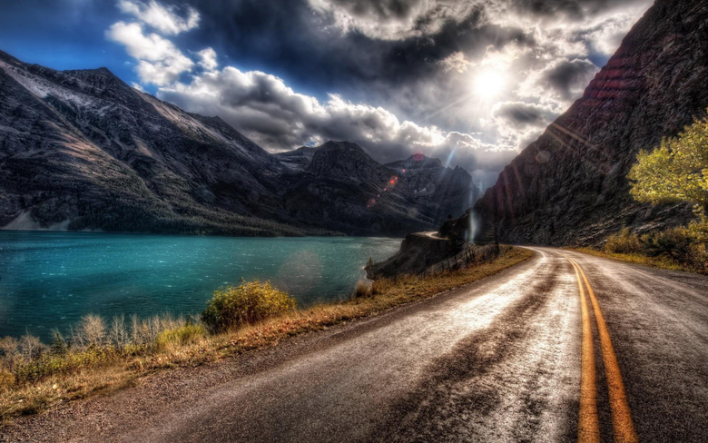 Mountain Road s wallpapers