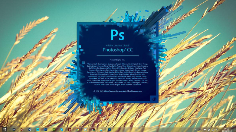 Image of Adobe Creative Cloud Wallpapers
