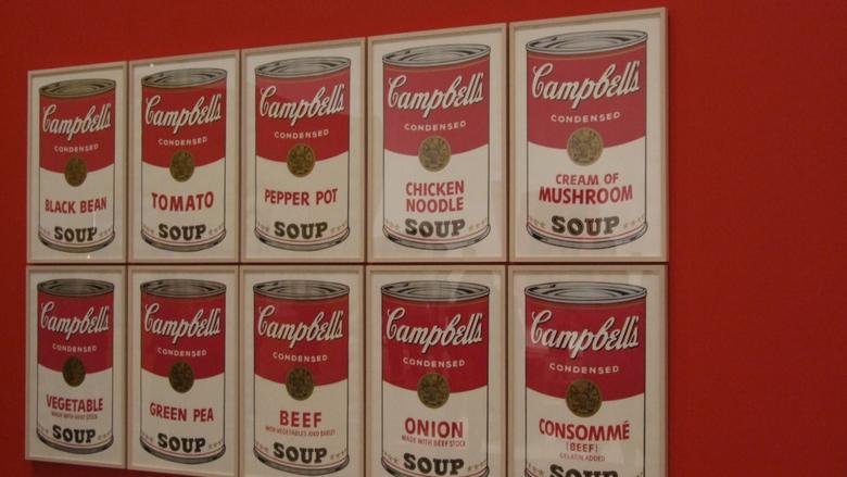 x1440 American Artist Andy Warhol Campbells Soup Poster Arts