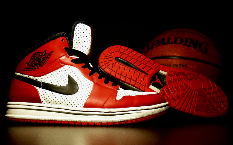 Air Jordan Shoes Wallpapers