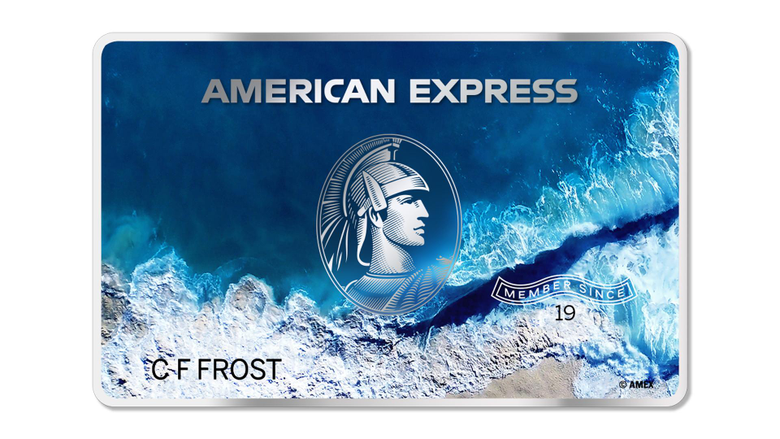 Keep It Blue American Express Joins Parley in Effort to Combat