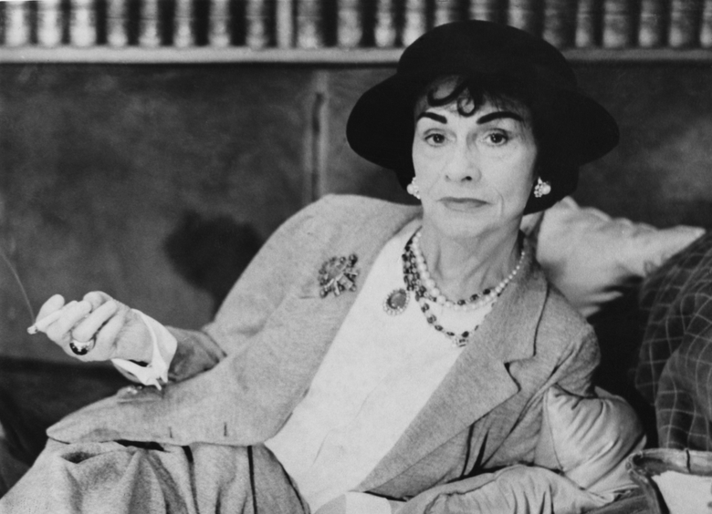 Modern Coco Chanel The Wallpapers 901x1200px