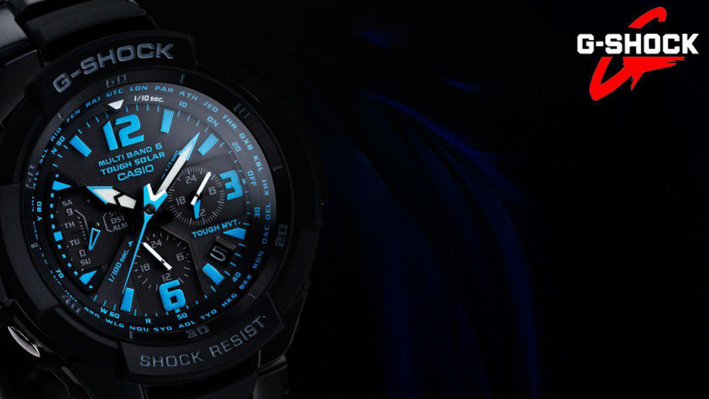 Casio Watch Wallpapers
