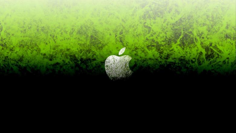 Apple Happy Halloween 1 by edenprojects