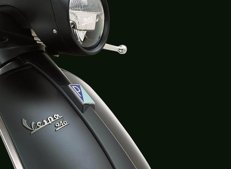 The Customized Vespa 946 Emporio Armani