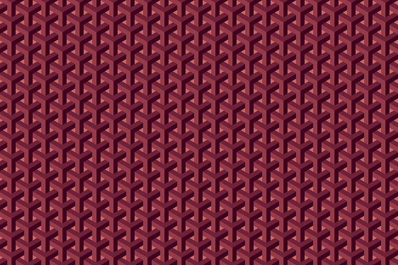 Goyard Pattern Backgrounds by themefire on Envato Elements
