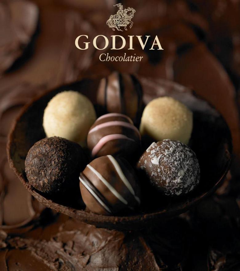 McCann New York Has a Sweet Tooth After Winning Godiva Chocolatier s