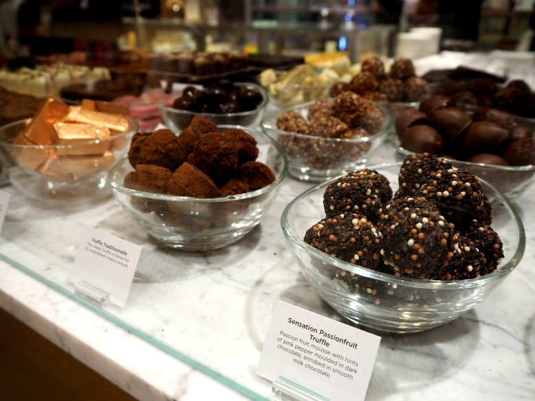 New to Meadowhall Godiva Chocolate Cafe