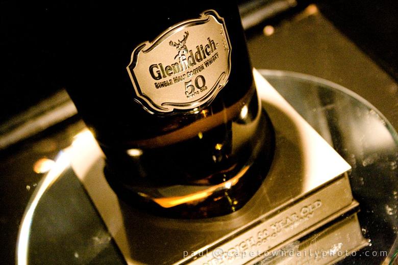 Glenfiddich 50 Year Whisky