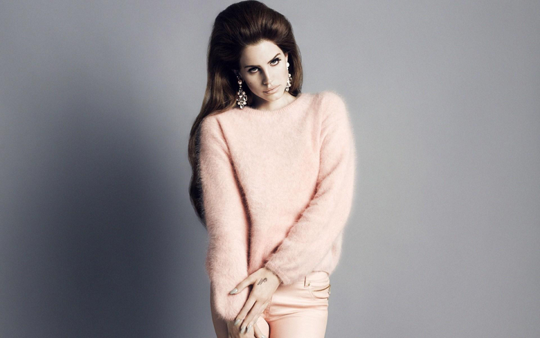 Lana del Rey for H M wallpapers