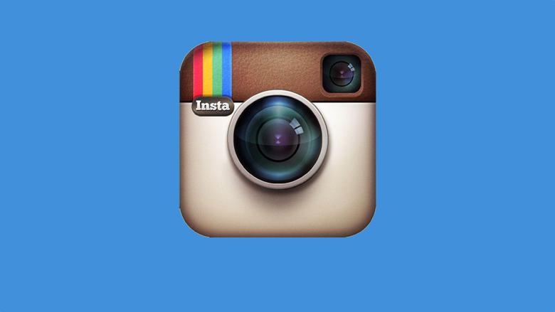 Instagram logo symbol backgrounds