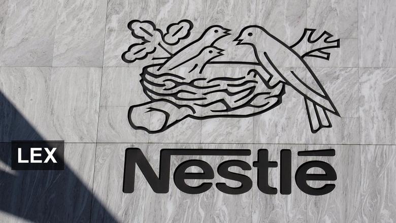 Still a sweet spot for Nestlé