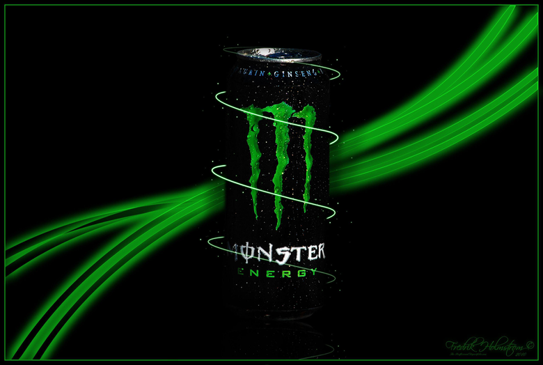 Green Monster Energy Wallpapers 23904 High Resolution