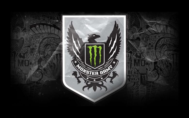 monster energy logo 1440×900 High Definition