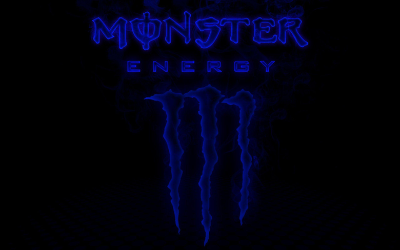 Blue Hd Monster Energy Wallpapers