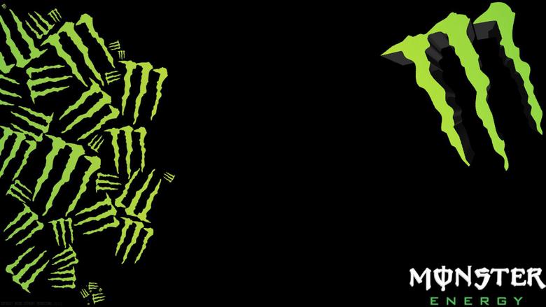 Blue Monster Energy Logo Wallpapers