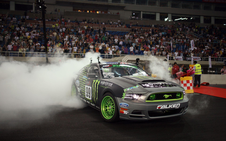 Ford Mustang Monster Energy Wallpapers