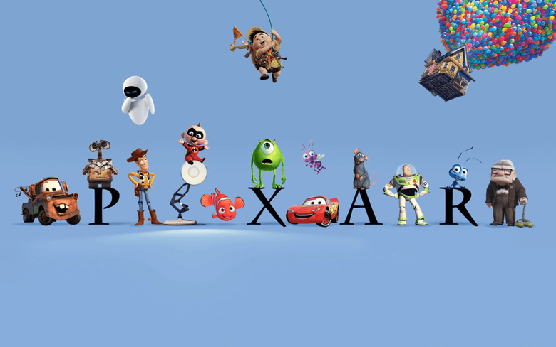 Your 1280 by 800 Pixar Wallpapers