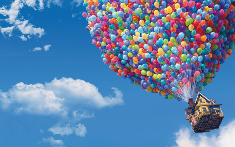Most ed Pixar Wallpapers