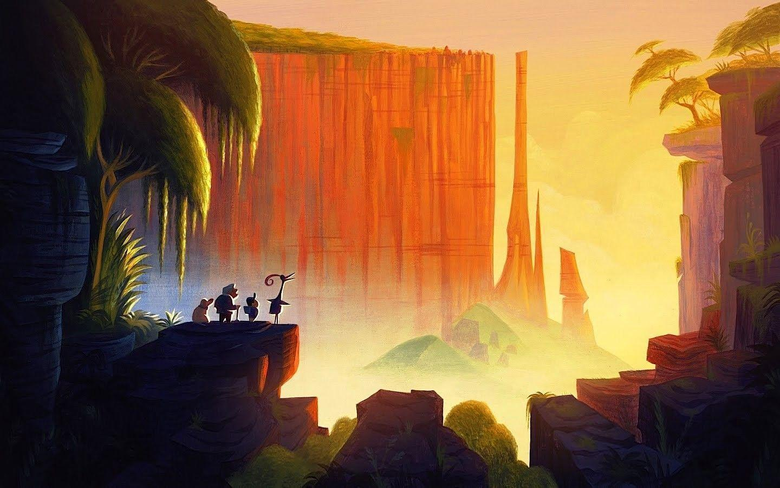 Pixar Up Wallpapers 1440x900