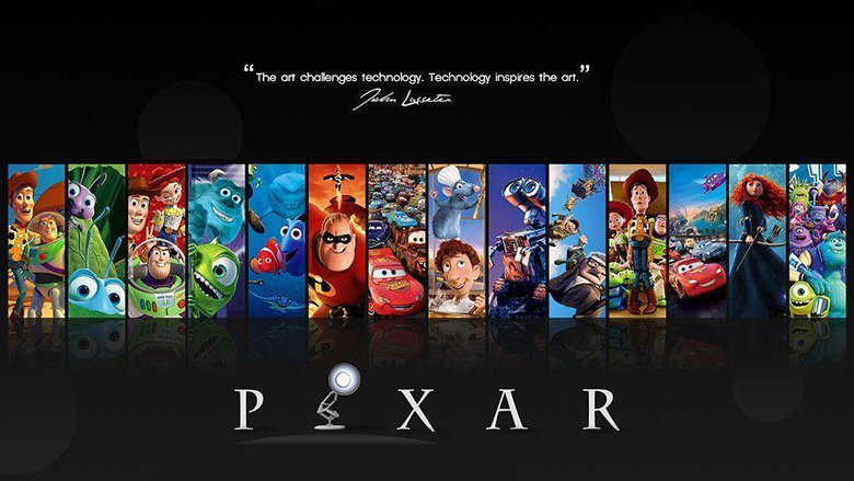 Pixar Wallpapers Updated for 2014