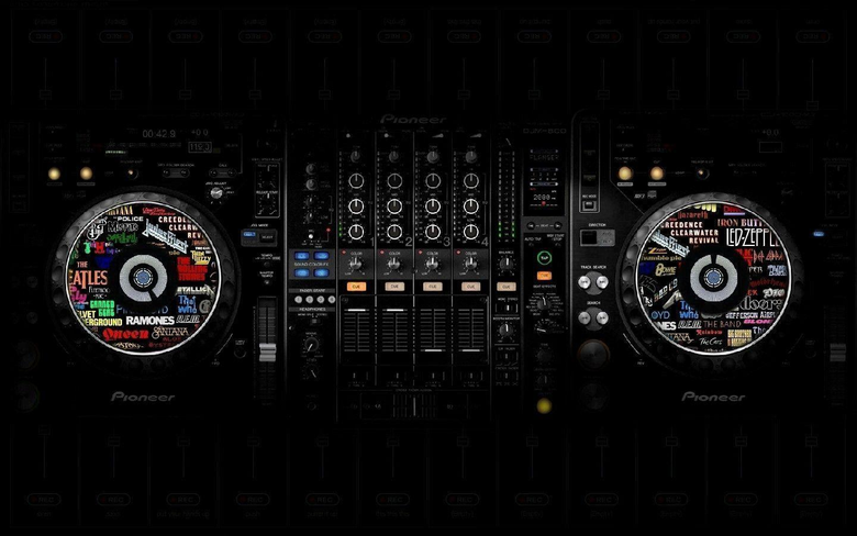 Pioneer Dj Wallpapers