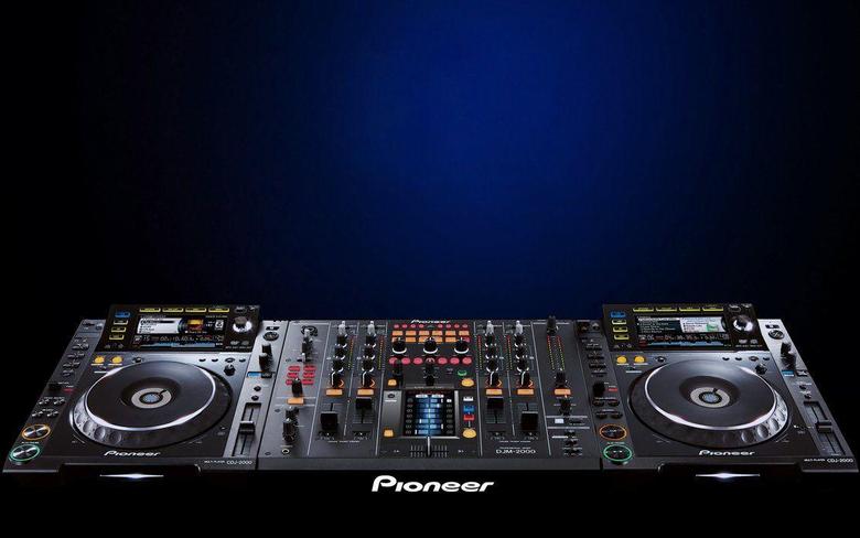 Pioneer CDJ 2000 DJM 2000 Wallpapers by cozzie49