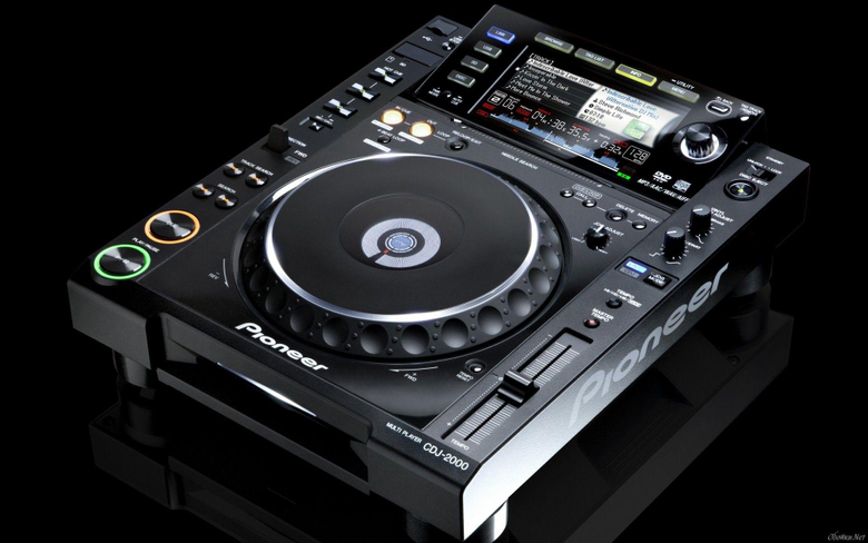 Pioneer DJ Full HD Wallpapers and Backgrounds Image