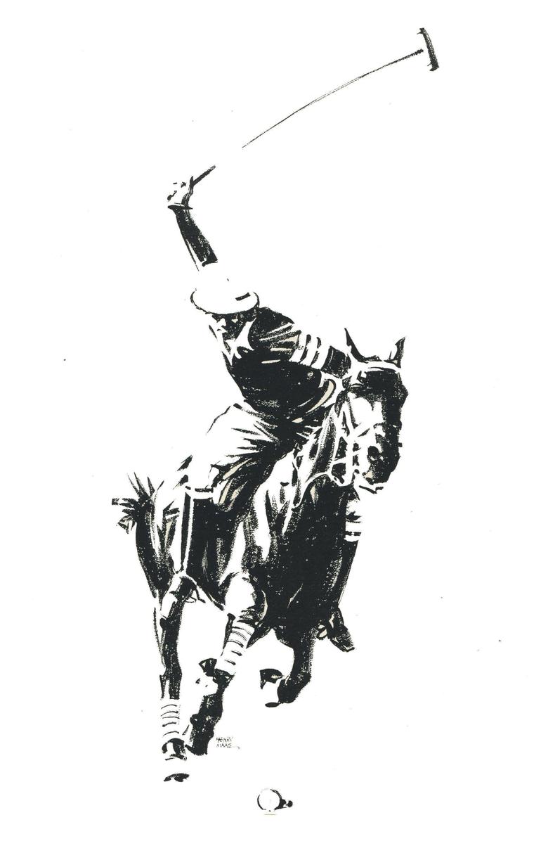 Pics For Polo Horse Logo Vector