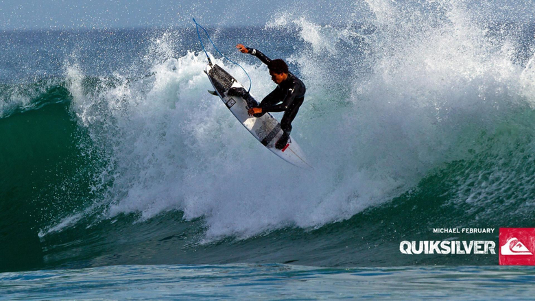 Waves surfing quiksilver wallpapers