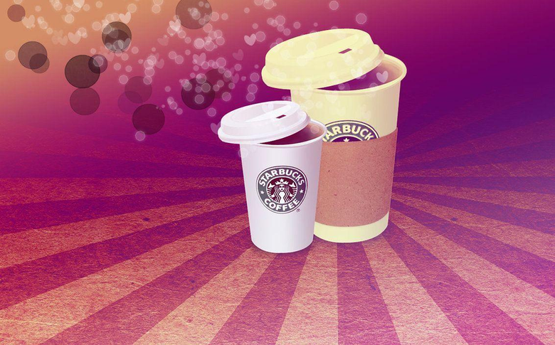 Starbucks Wallpapers by Liizaniia