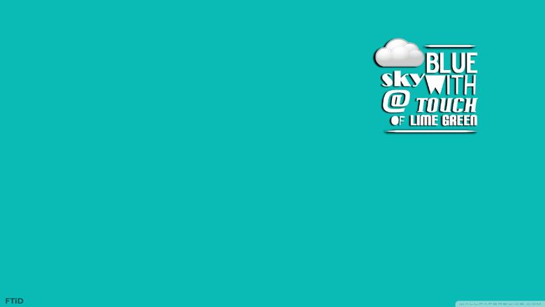 Tiffany Blue 4K HD Desktop Wallpapers for 4K Ultra HD TV Wide