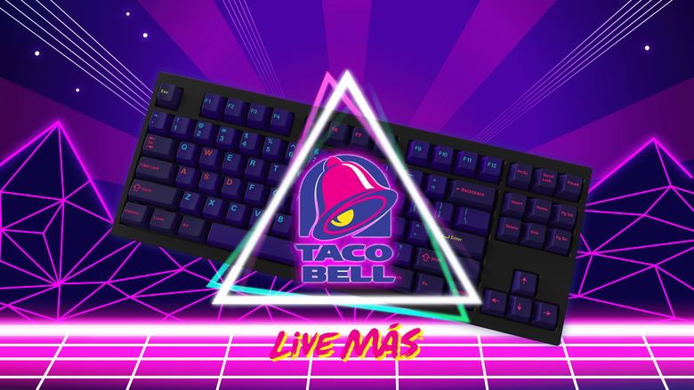 GMK Taco Bell