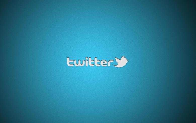 Blue Logo Twitter Wallpapers Wide Wallpapers