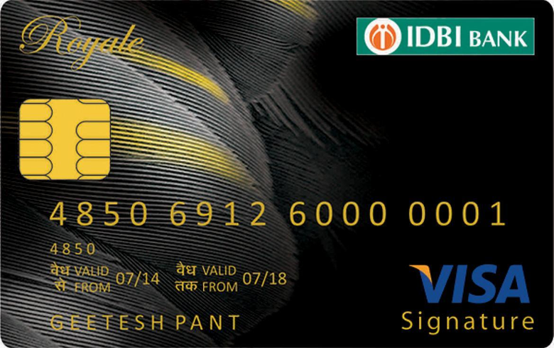 IDBI BANK VISA CREDIT CARD Photos Image and Wallpapers