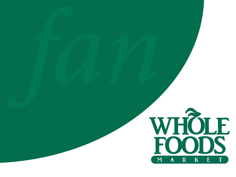 PURELY GOOD The Whole Foods Fanlisting