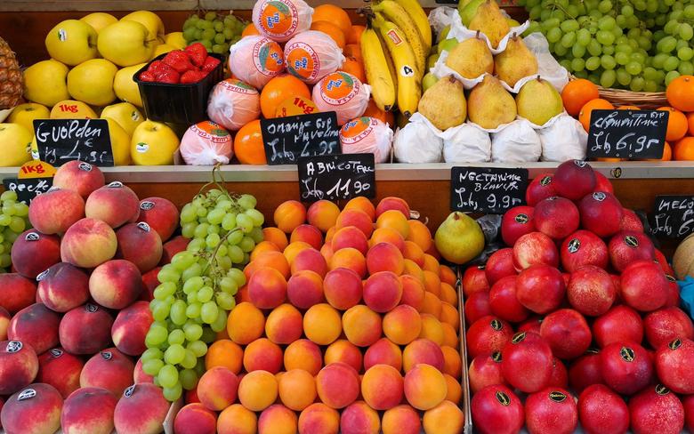 Fruit Shop HD Wallpapers