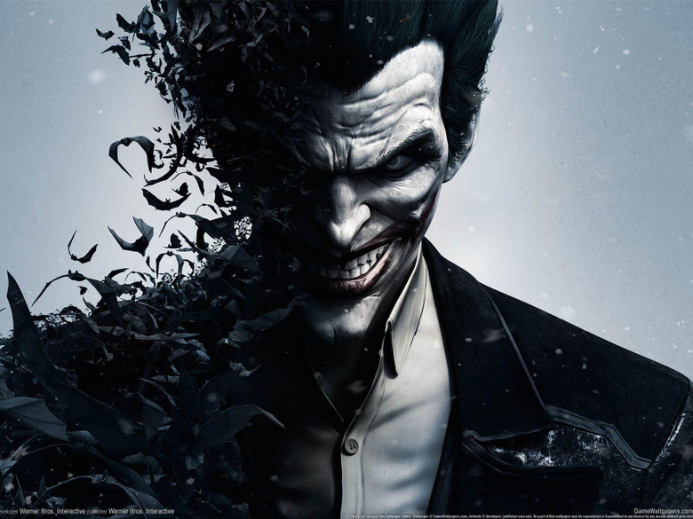 x1200 Wallpapers batman arkham origins joker red cap warner