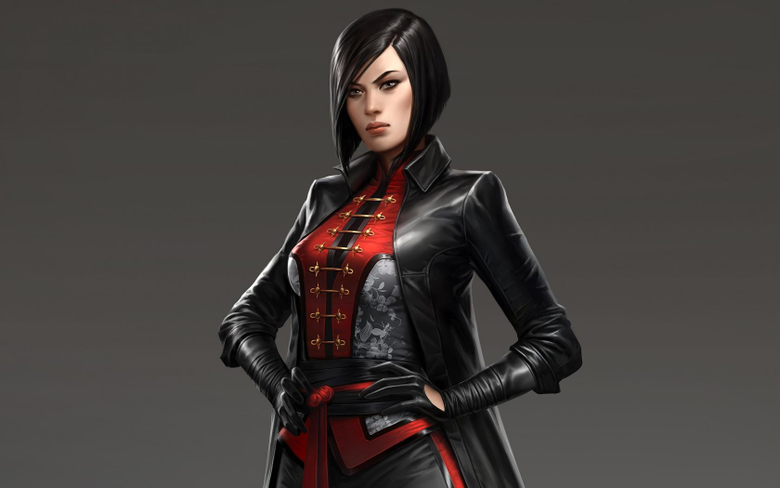 Batman Arkham Origins Lady Shiva Sandra Wu San Fighter