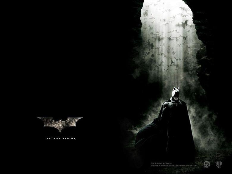 Batman Begins Wallpapers