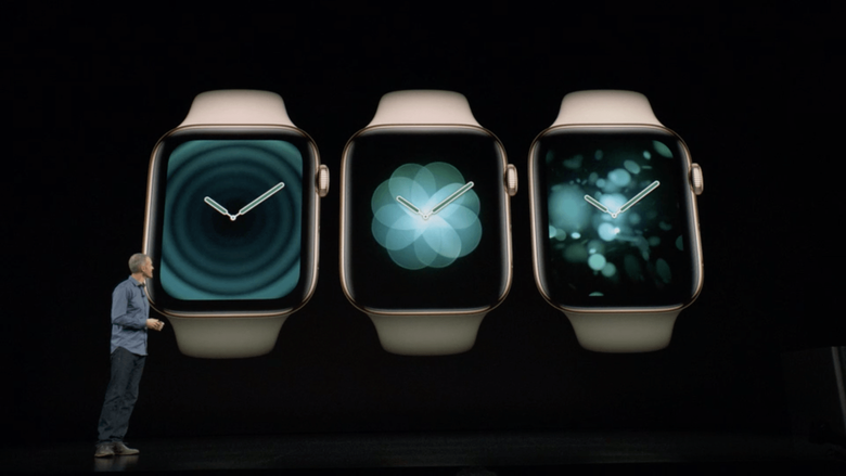 Here are four new watch faces coming to existing Apple Watches with